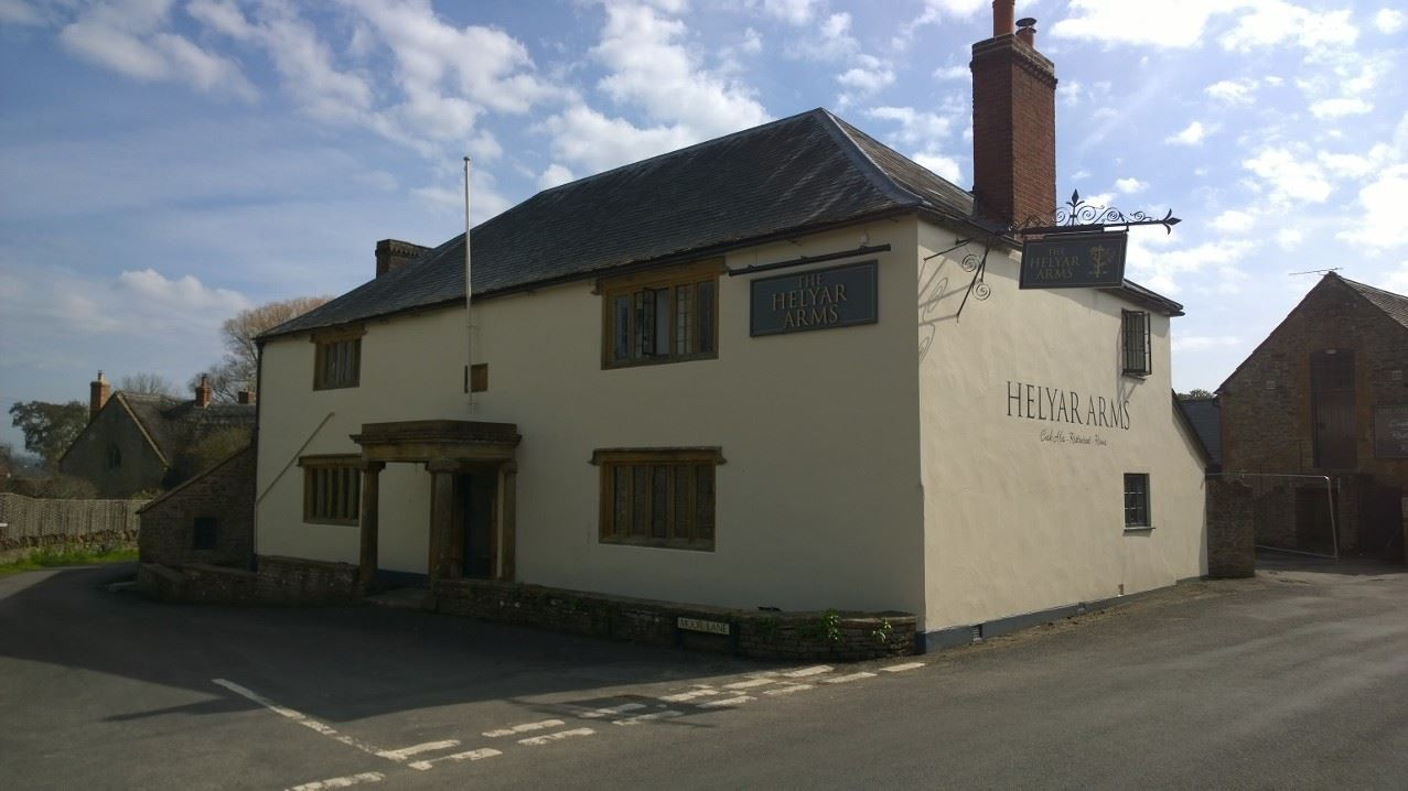 The Helyar Arms gallery - Exterior